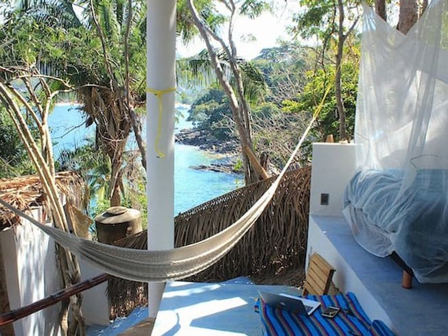 7 Days Holistic Healing Detox with Raw Foods, Meditation, and Yoga Retreat in Jalisco, Mexico