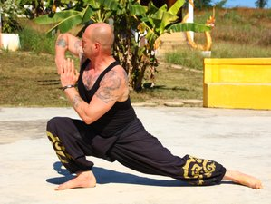 15 Days Life Balance Qigong and Meditation Retreat in Pai, Thailand