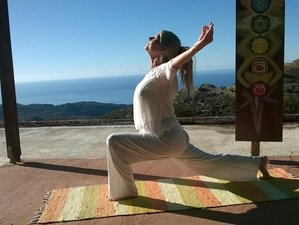 8 Day Anahata Yoga with Gong & Tibetan bowls in Crete to open your heart to the Love you are