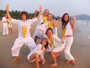 25 Days 200-Hour Multi-Style Yoga Teacher Training in Goa, India