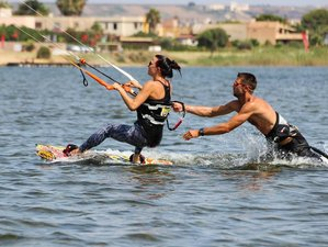 8 Days Kite Surf Course and Rental Package in Sicily, Italy
