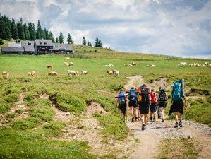 2 Tage Yoga und Wander Retreat auf der Hinteralm, Österreich