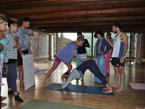 28 Days 200 Hour Yoga Teacher Training and Thai Massage in Greece
