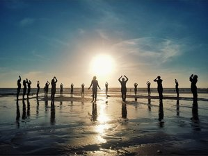 4 Days Surf Sup and Yoga Holiday in Lisbon, Portugal