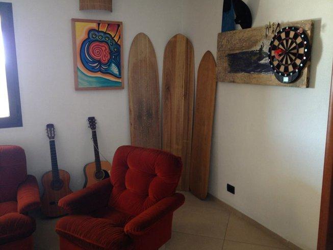 6 Days Yoga and Surf Camp in Oristano, Sardinia, Italy
