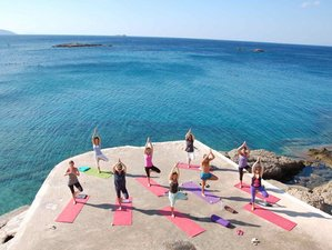 8 Days Indulging Meditation and Yoga Retreat Greece