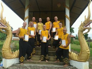 22 Day Qi Gong Instructor Training in Pai, Mae Hong Son