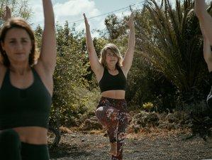 14 Day Peaceful Yoga Package: The Vegan Surf 'n' Yoga Retreat in Fuerteventura