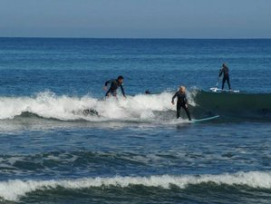 2 Days Advanced Surf Camp in Thisted, North Denmark