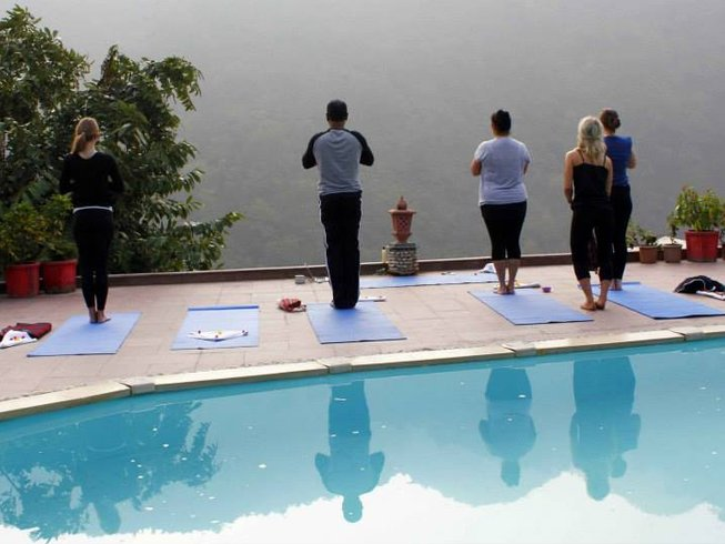 7 Days Ayurveda and Kanga Yoga Retreat in Rishikesh, India