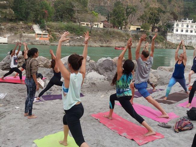 8 Days 'Heallth and Holiday' Meditation and Yoga Retreat in Rishikesh, India