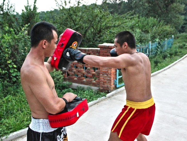 1 Month Kung Fu Training in Jilin, China