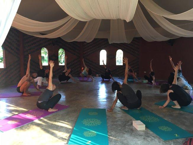 4-Daagse Yoga Weekend Retraite in Thailand