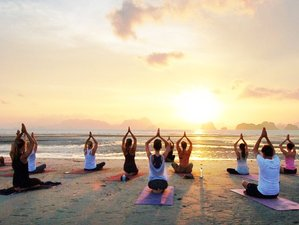 29 Days 200hr Embodyoga Teacher Training in Thailand