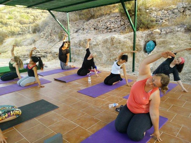 7 días travesía de yoga puro y chakras en Murcia, España
