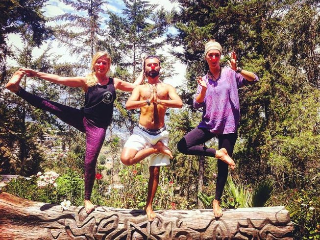 28 Days 200-hour Teacher Training: Tantra Yoga Shamanism in Ecuador