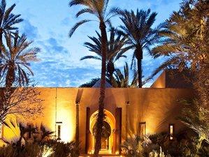 8 jours en stage de yoga de luxe à Palmeraie Luxury au Maroc