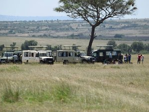 10 Days Adventure Wildlife Safari in Kenya