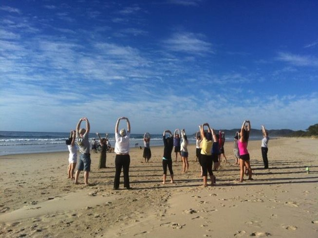 7 Days Raw Foods and Luxury Yoga Retreat in Byron Bay