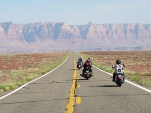 "15 Day ""Western Discovery II"" with Route 66 Guided Motorcycle Tour in the USA"