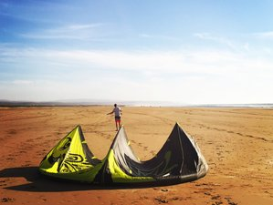 8 Days Unlimited Kitesurfing and Surfing Camp in Essaouira, Morocco