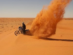 17 Day Guided West to East Adventurous Motorcycle Tour and Birdsville Races in Australia