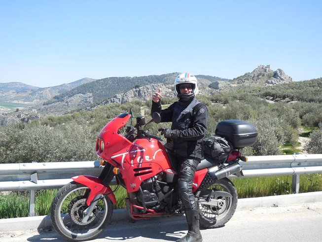 7 Days Self-Guided Motorcycle Tour Spain