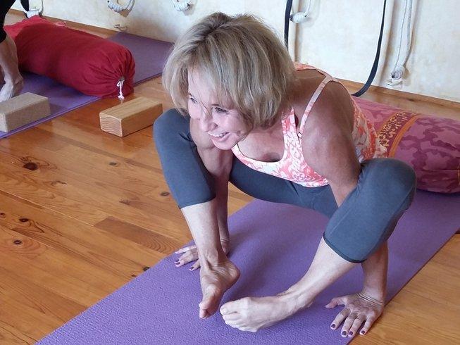 7 Tage Hatha Yoga und Wander Urlaub in Frankreich