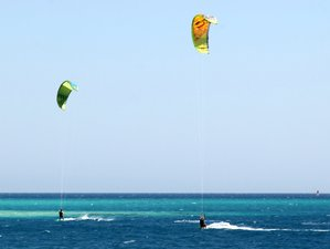 7 Days Intensive Kitesurf Learning in Hurghada, Egypt