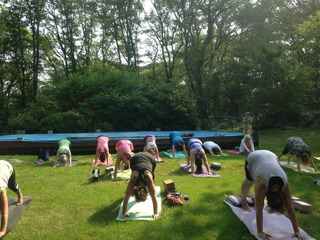 3 Days Summer Women Yoga Retreat Massachusetts