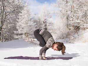 7 Tage Ski, Schneeschuh und Winter Yoga Urlaub in Österreich