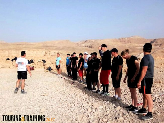 8 Days of an unforgettable experience in the Israeli deserts!