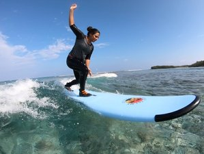 8 Days Beginners  Surf Camp Discovery in Thulusdhoo, Maldives