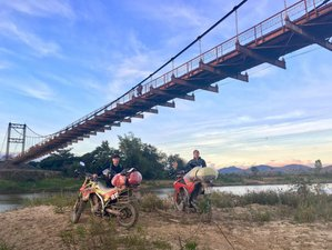 6 Days Vietnam Off-road Guided Motorbike Tour from Hoi An to Nha Trang