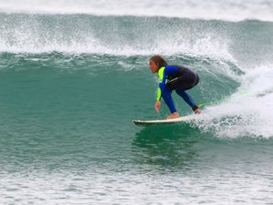 7 Day Teens Surf Camp Suitable for All Levels in Capbreton, Landes