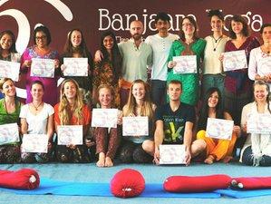 28 jours-200h en formation de professeur de yoga multi styles à Dharamsala, Inde