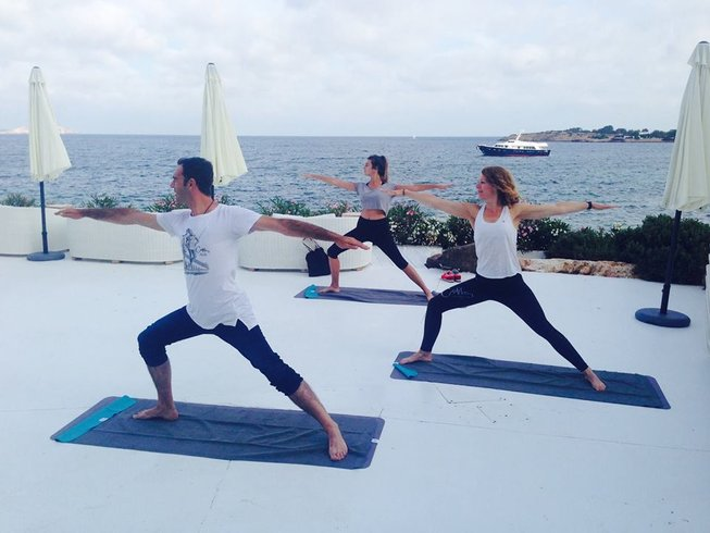 5 Days Yoga and Cotton Fitness Retreat in Ibiza, Spain