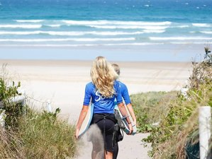 5 Tage Semiprofessioneller Surf Urlaub in Byron Bay, New South Wales
