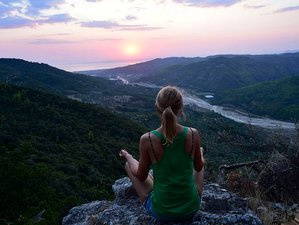 8 Days AcroYoga and Meditation Retreat in Kyparissia, Greece