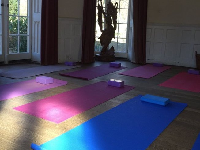 3 Days Autumn Meditation and Yoga Retreat UK