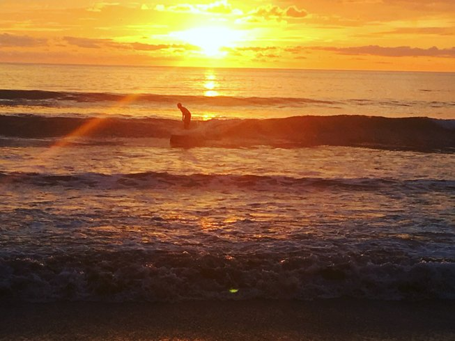 8 Days Yoga and Surf Camp Costa Rica