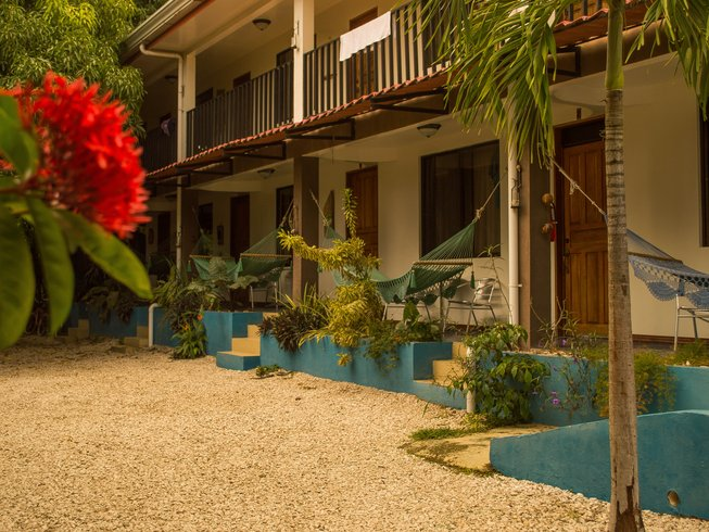 7 Days Regenerating Yoga and Surf Camp in Puntarenas Province, Costa Rica