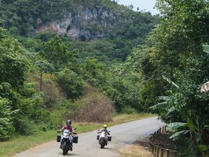 9 Days Guided Enduro Motorcycle Tour in Eastern Cuba