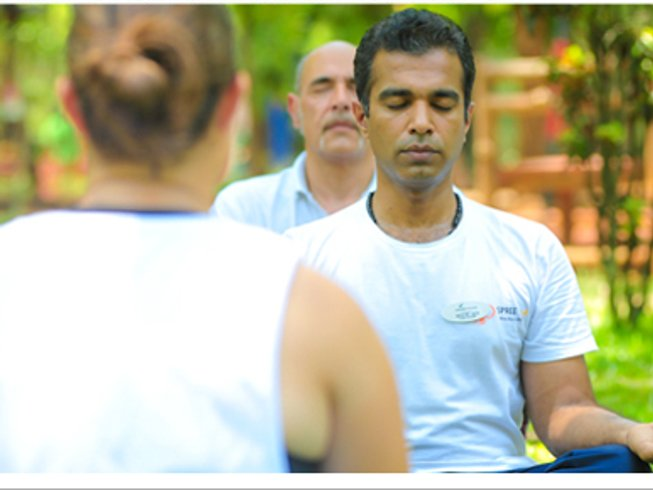 25 Days 200hr YAI Yoga Teacher Training in Goa, India