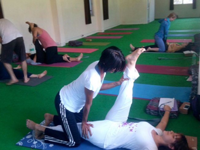 28 Days 200-Hours Ayurveda Yoga Teacher Training in Rishikesh, India