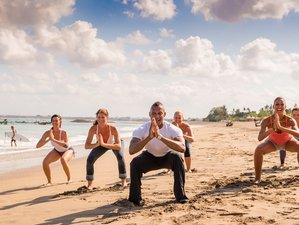 7 Day Luxury Women's Fitness and Yoga Holiday in Canggu, Bali