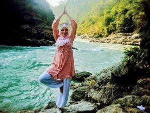 5 Day Hatha and Vinyasa Yoga Retreat in the Beautiful Pokhara, Gandaki Pradesh