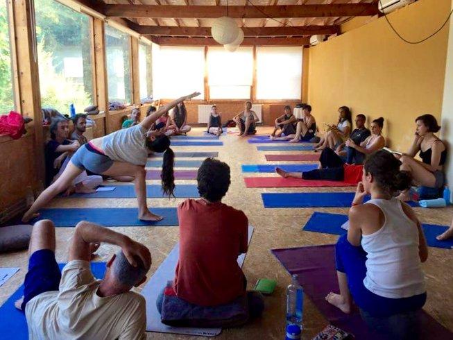 7 días de meditación y retiro de yoga dinámico en Panamá