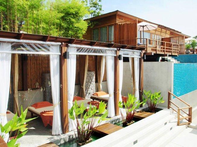 8 Days Soul Nourishing Detox and Yoga Retreat in Thailand