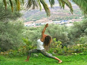 9 Day Rejuvenation Retreat with Yoga, Meditation, and Healthy Raw Food in Orgiva, Andalusia
